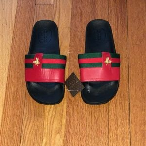 Other - Gucci Sandals Red Size 10